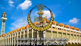State Anthem Of Perak Darul Ridzuan (Malaysia) - Allah Lanjutkan Usia Sultan