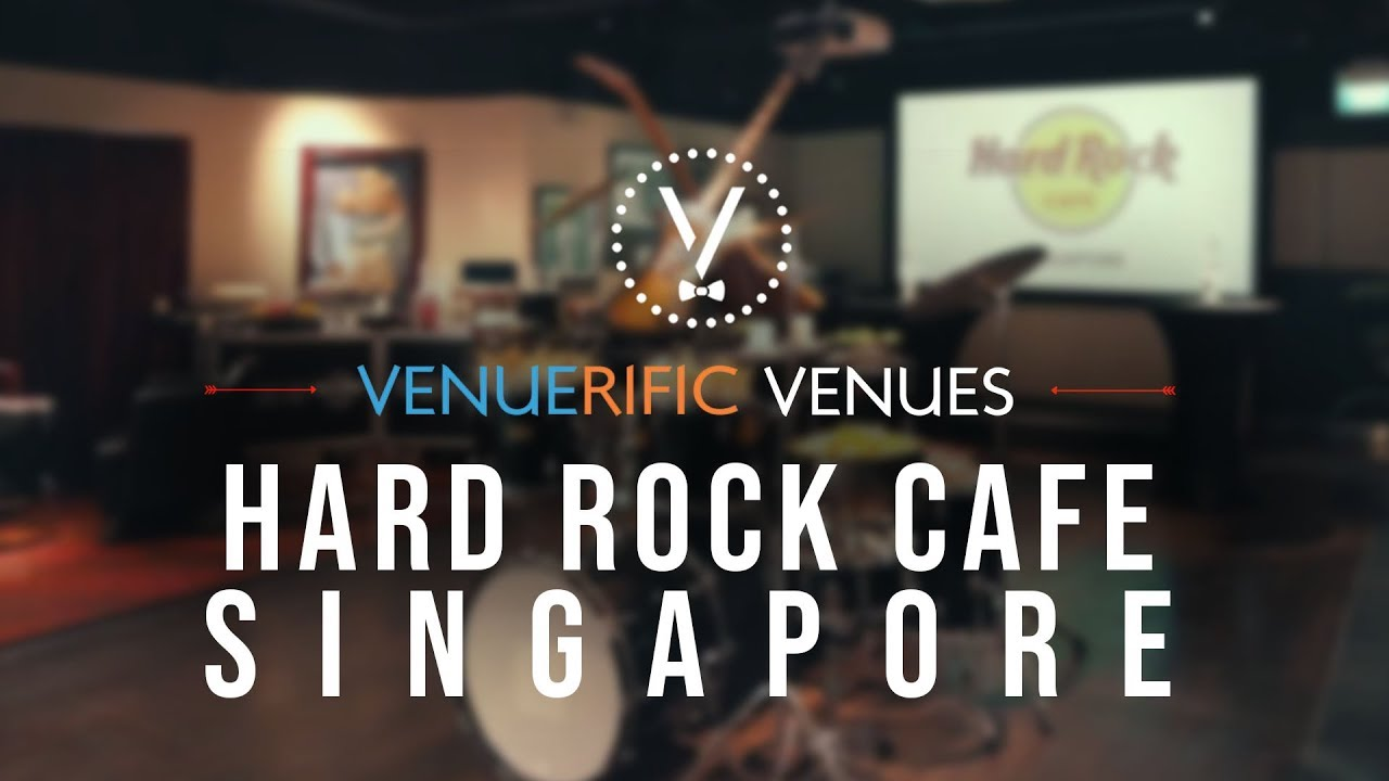 Hard Rock Cafe Singapore video preview