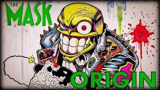 ORIGIN OF THE MASK (DARK HORSE COMICS) │ Comic History
