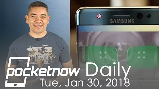 """Samsung Galaxy S9 """"Intelligent Scan,"""" iPhone SE 2 innovation & more - Pocketnow Daily"""