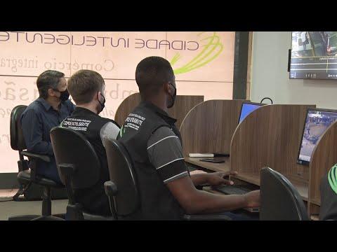 Saiba como funciona o programa que monitora ruas de Nova Friburgo com 195 câmeras