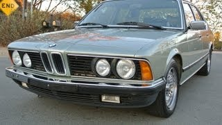 BMW 7 klasė (E23) 1977 - 1986