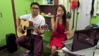 Someone - The Rembrandts acoustic cover by Mel and Ivan