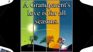 Grandparents Quotes With Beautiful Messages,Greetings & Wishes