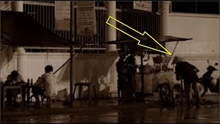 Đêm nào cũng có 1 bà cụ mua cơm trả tiền âm phủ, lén theo dõi thì bàng hoàng nhìn nơi bà ta biến mất