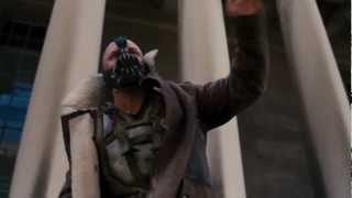 The Dark Knight Rises - Bane Blackgate Prison Speech (High Quality Mp3) IMAX