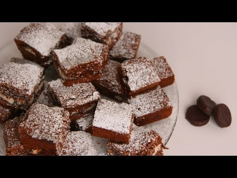 Peppermint Patty Brownies – Laura Vitale – Laura in the Kitchen Episode 504
