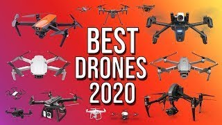 BEST DRONES For Video Recording in 2020 | TOP 4 BEST DRONE WITH CAMERAS TO BUY IN 2020 ||Best Drones