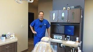 Dental Operatory Layout 1