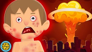 If You See A Mushroom Cloud, Do This To Survive!