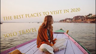 ★ The Best places to TRAVEL ALONE in 2020 ★