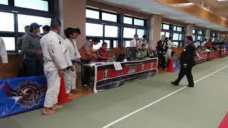 堀部昇太郎、金メダリスト内柴選手相手に30秒で撃沈