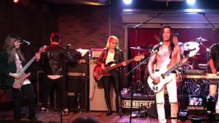 Nuno Bettencourt Lock Down 24Aug2016 Soundcheck Live #23 @Lucky Strike Hollywood 90028