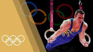 Arthur Zanetti [BRA] - Mens Rings | Champions Of London 2012
