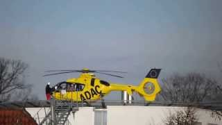 preview picture of video 'ADAC Christoph 61 startet in Torgau'