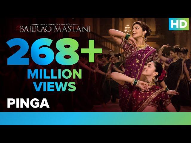 Pinga Full Video Song | Bajirao Mastani