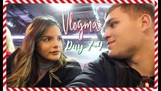 WINTER STORM & ARMY NAVY   VLOGMAS 7-9   Casey Holmes Vlogs