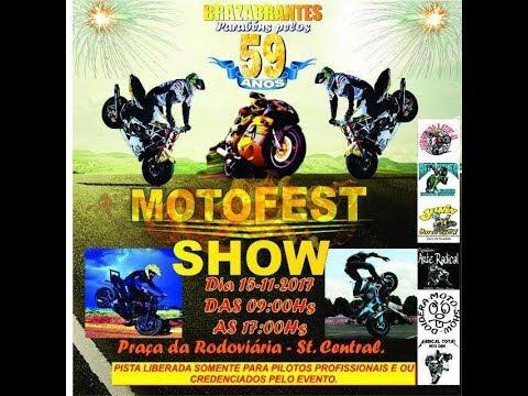 #1 BRAZABRANTES MOTO FEST SHOW 2008