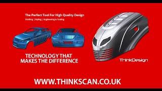 ThinkDesign Suite  | Styling, Engineering & Tooling