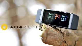 Xiaomi Huami Amazfit Cor Review - Great Feature-packed Fitness Band!