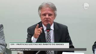 CPI do BNDES - Discussão e votação do parecer do relator - 17/10/2019 08:30