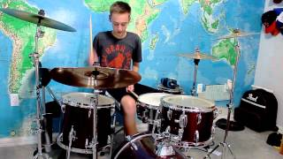 coltonwardmusic - Foster The People - Best Friend (Drum Cover)