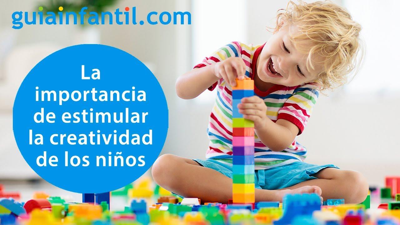 Cómo estimular la creatividad e imaginación de los niños | Tres reflexiones para los padres
