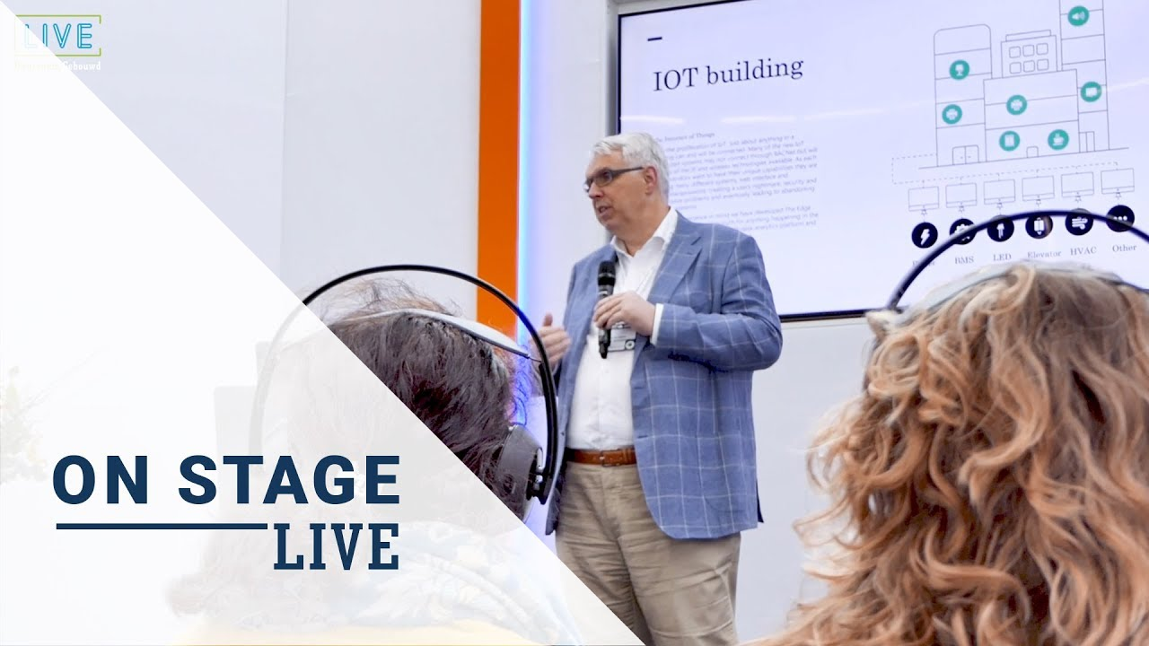 Video: Building Holland 2019 Live On Stage | Erik Ubels