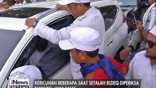 Bentrok Massa FPI Dan Organisasi Masyarakat Sunda  INews Petang 12/01