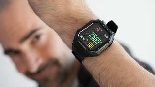 Reviewing a £30 Smartwatch - Is the Kospet Rock any good?