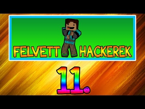 FELVETT HACKEREK/BŰNÖZŐK #11. ►NE BÁNTS, TE JÓ ÉG!!!  letöltés