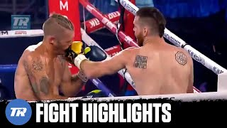 Clay Collard knocks down Lorawnt T. Nelson 3 times, gets 4th win of 2020 | FULL FIGHT HIGHLIGHTS