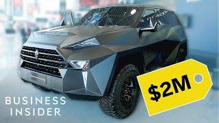 Warum der 2-Millionen-Dollar-Karlmann-König der teuerste SUV der Welt ist