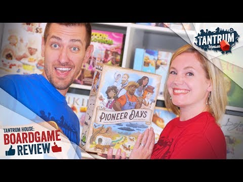 Tantrum House Board Game Review