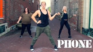 Lizzo - Phone | The Fitness Marshall | Cardio Concert by The Fitness Marshall