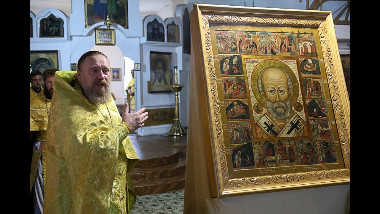 Проповедь протоиерея Николая Чиркова