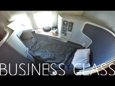 AMERICAN AIRLINES Best Business Class Seat