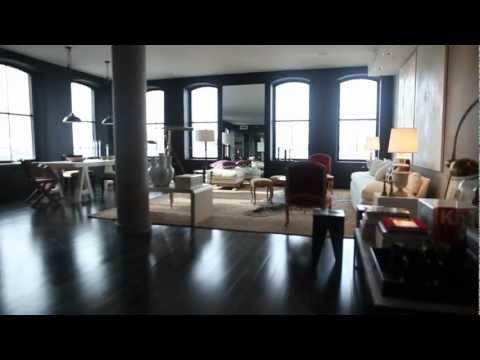 Veranda Designer Visons by Antony Todd for Veranda - INspaces Video
