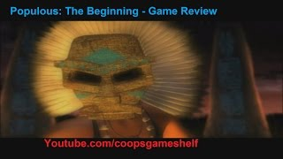 Populous: The Beginning - PC Game review