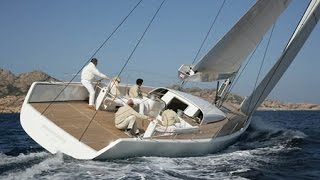 B60 Sloop By John Pawson And Luca Brenta More Boats