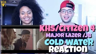 KHS/Citizen Four - Cold Water (Justin Bieber & Major Lazer) Reaction