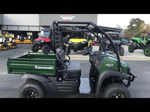 2020 Kawasaki Mule SX in Greenville, North Carolina - Video 1
