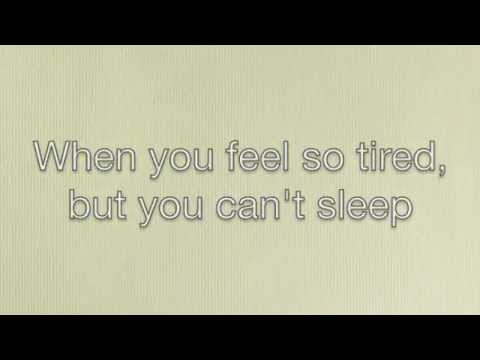 Fix You by Coldplay (lyrics) download YouTube video in MP3