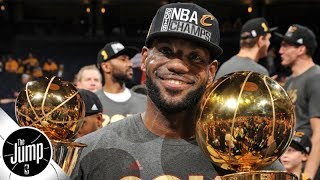 LeBron, Steph or Kevin Durant: Who defined the NBA in the 2010s? | The Jump