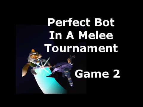 If A Perfect Bot Entered A Tournament: Game 2: Marth - A Melee TAS