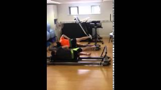 RunWell Clinic -  Strength & Conditioning Reformer Pilates Sequence