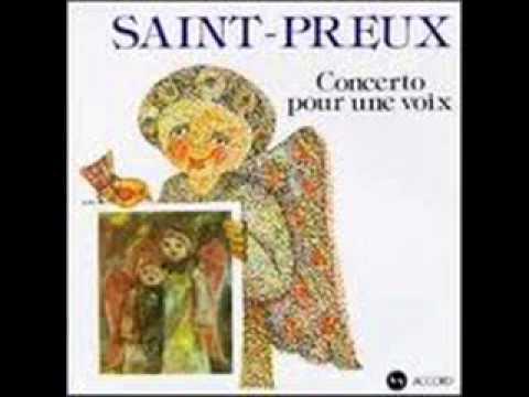 Concerto pour une Voix (1969) (Song) by Danielle Licari and Saint-Preux