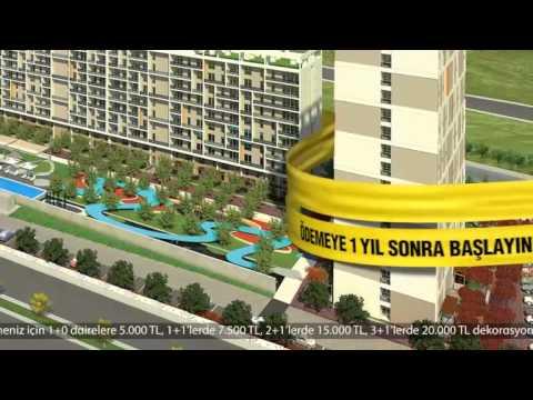 Soyak Park Aparts Videosu
