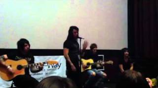 "Falling in Reverse - ""Tragic Magic"" live acoustic show"