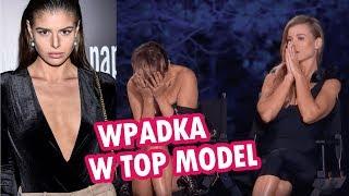 WPADKA W TOP MODEL. Joanna Krupa Komentuje
